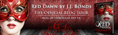 Red Dawn Blog Tour & Giveaway