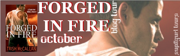 Forged in Fire Book Tour: Character Bio