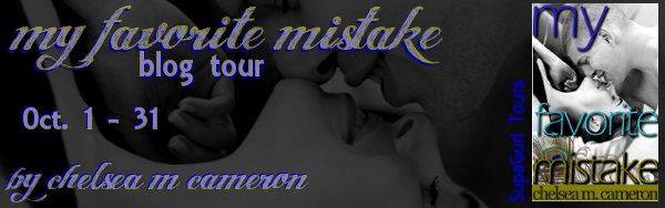 Review & Character Profile: My Favorite Mistake by Chelsea Cameron