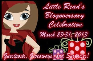 Blogoversary – Exclusive Excerpt