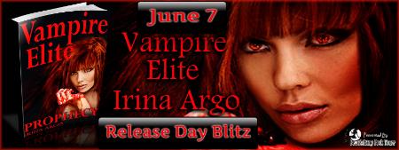 Review: Vampire Elite by Irina Argo