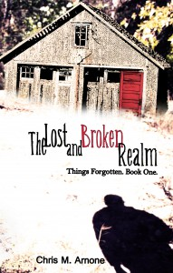 Tour: The Lost & Broken Realm by Chris Arnone – Guest Post & Review