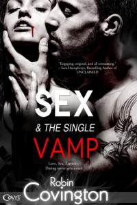 Review: Sex and The Single Vamp by Robin Covington