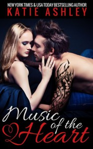 Summer Celebration Feature: Music of the Heart by Katie Ashley *Giveaway*
