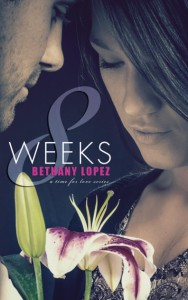 Review Tour: 8 Weeks by Bethany Lopez