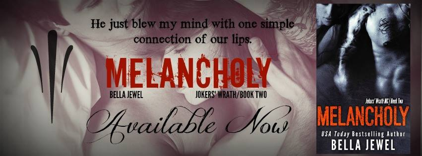 Review plus Giveaway: Melancholy by Bella Jewel
