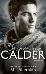 New Release with Review: Becoming Calder by Mia Sheridan