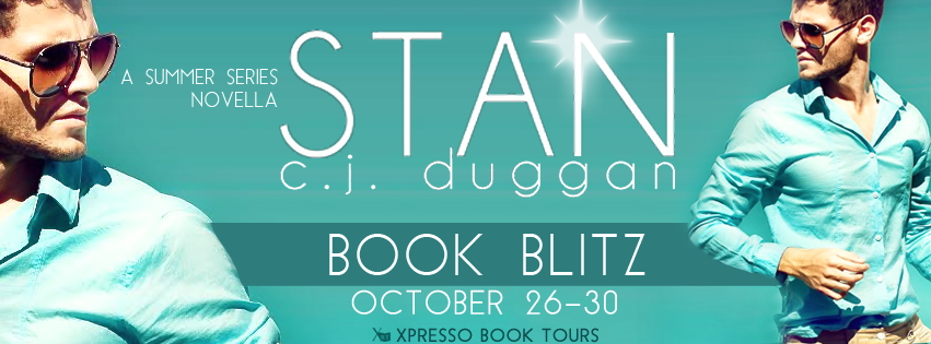 Book Blitz plus Teaser & Giveaway: Stan by C.J. Duggan