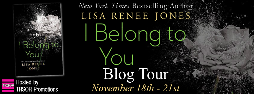 Blog Tour w/Review & Giveaway: I Belong To You by Lisa Renee Jones