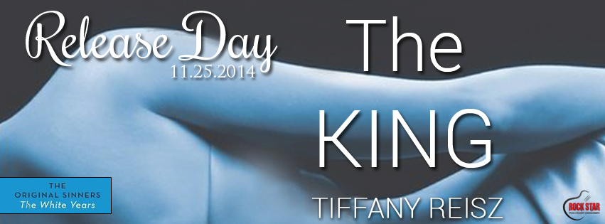 Release Day: The King by Tiffany Reisz