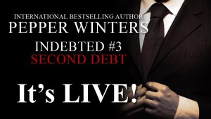 Blog Tour: Second Debt by Pepper Winters