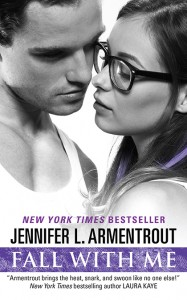 Review: Fall With Me by Jennifer Armentrout plus GIVEAWAY
