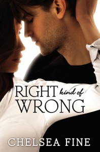 Review: Right Kind of Wrong by Chelsea Fine