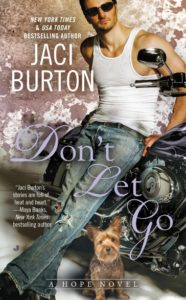 New Release with Review & Giveaway: Don't Let Go by Jaci Burton