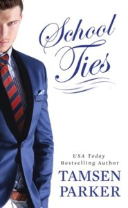New Release with Review: School Ties by Tamsen Parker
