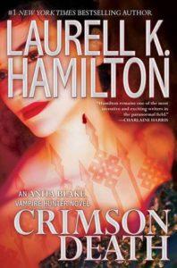 New Release & Review: Crimson Death by Laurell K. Hamilton plus GIVEAWAY