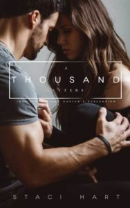 Teaser Tuesday: A Thousand Letters by Staci Hart