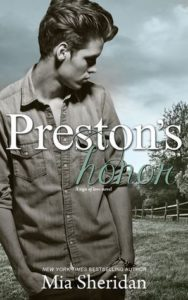 New Release with Review: Preston's Honor by Mia Sheridan