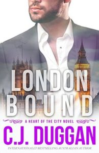 New Release & Review: London Bound by C.J. Duggan #TheJackBakerEffect