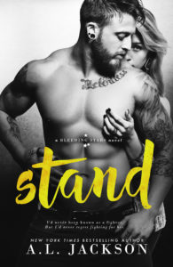 Release Blitz: Stand by A.L. Jackson