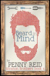 Pre-Order Beard In Mind by Penny Reid !!