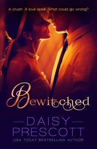 Just in Time For Halloween……Discover The Bewitched Series by Daisy Prescott