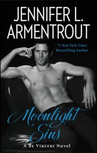 New Release & Review: Moonlight Sins by Jennifer L. Armentrout