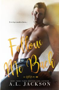 Cover Reveal: Follow Me Back by A.L. Jackson