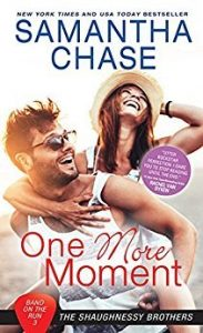 New Release & Review: One More Moment by Samantha Chase