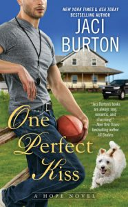 New Release & Review: One Perfect Kiss by Jaci Burton