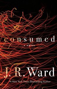 New Release & Review: Consumed by J.R. Ward