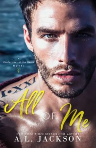 Cover Reveal: All of Me by A.L. Jackson
