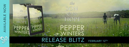 Release Blitz: The Son & His Hope by Pepper Winters