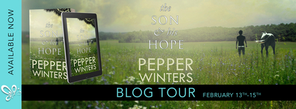 Blog Tour: The Son & His Hope by Pepper Winters