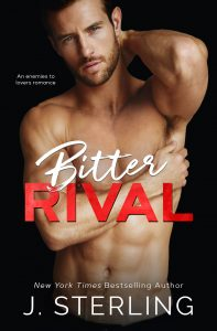 Cover Reveal: Bitter Rival by J. Sterling