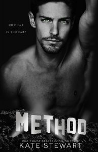 Blog Tour: Method by Kate Stewart