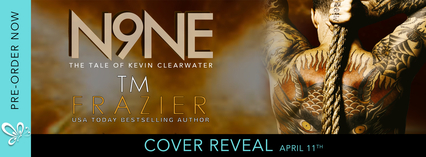 Cover Reveal: N9ine by T.M. Frazier