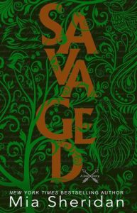 New Release & Review: Savaged by Mia Sheridan