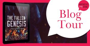Blog Tour: Genesis by Tillie Cole