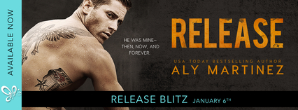 New Release: Release by Aly Martinez