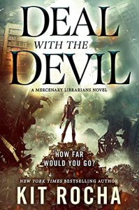 New Release: Deal with the Devil by Kit Rocha