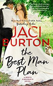 New Release: The Best Man Plan by Jaci Burton