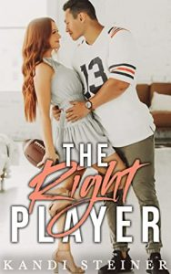 New Release: The Right Player by Kandi Steiner