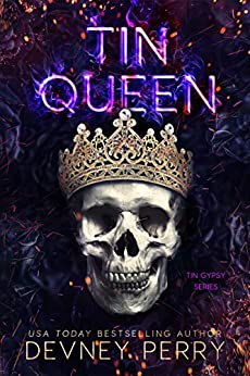The final chapter in the Tin Gypsy Series is LIVE……..Tin Queen by Devney Perry!!